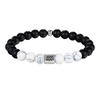 Zodiac Signs - Men's Beaded Bracelet