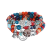Elephant Tower - Evil Eye Bracelet