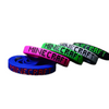 Minecraft Multi-Color Rubber Bracelet