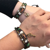 Key and Lock - Couple Bracelet
