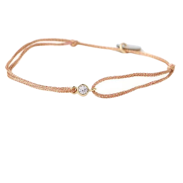 Small String Charm - Best Friend Bracelet