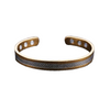 Magnetic Open Cuff - Copper Bracelet