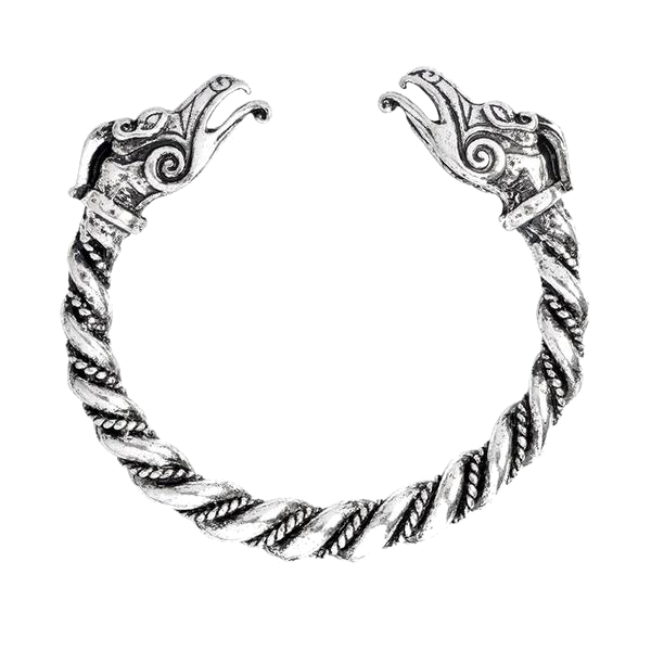 Men's Viking Dragon Bracelet