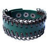 Vintage Skeleton Statement Bracelet for Men