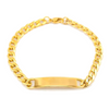 Gold Fashion Bracelet for Men