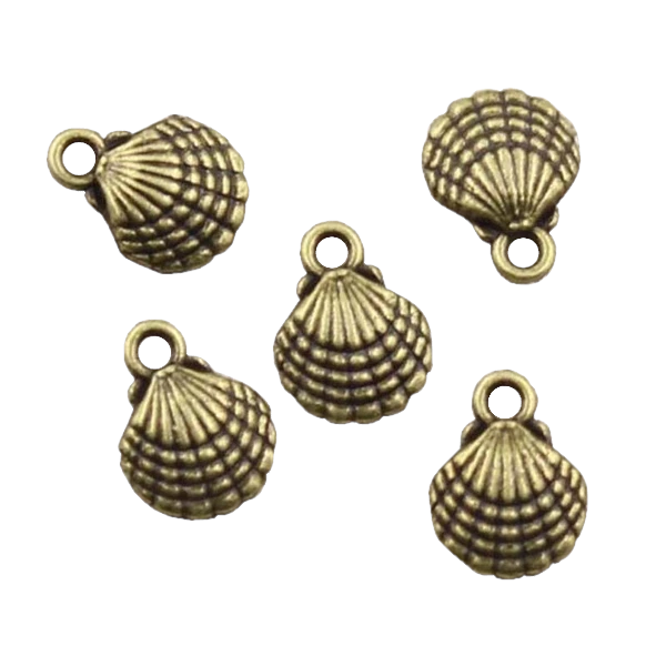 Shell Charms for Bracelet