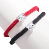 Cute Piggy Couple Bracelets