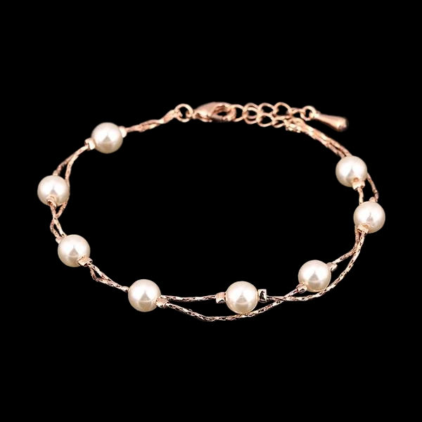 Pearl Bead Fashion Bracelet