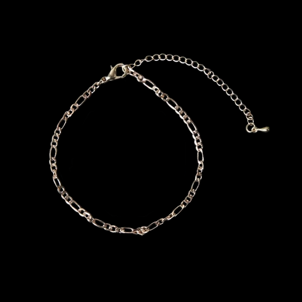 Simple Chain Ankle Bracelet