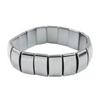 Rectangular-shaped Beads Magnetic Bracelet