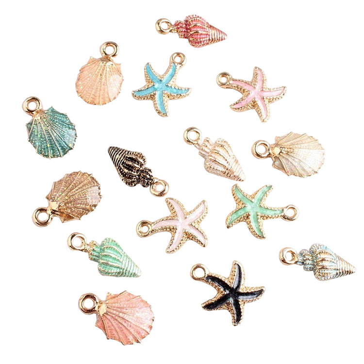 Under the Sea Charms for Bracelets