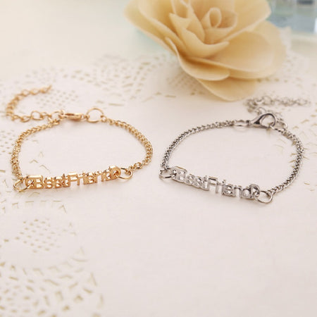 Gold / Silver - Best Friend Bracelet