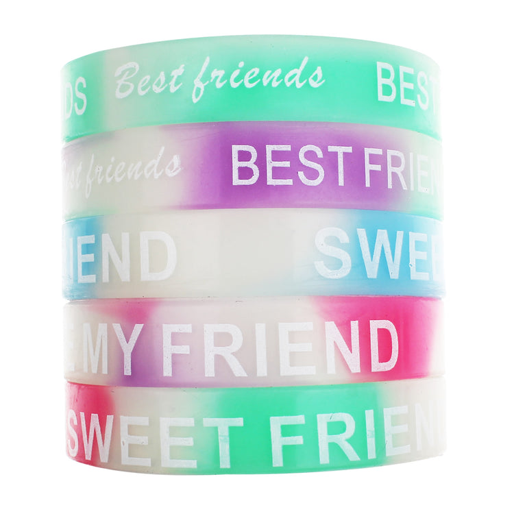Bestfriend Silicone Rubber - Best Friend Bracelet