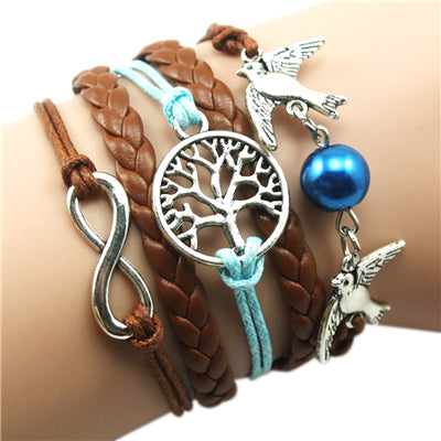 Tree of Life - Copper Bracelet
