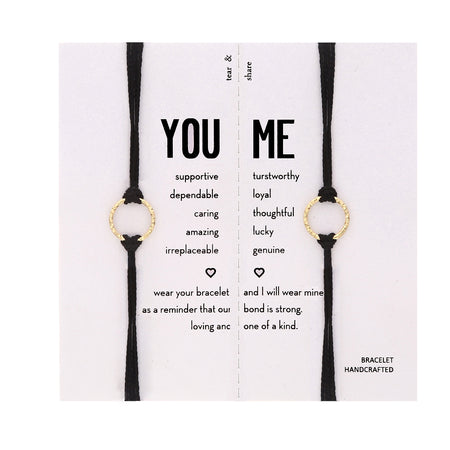 You & Me - Best Friend Bracelet