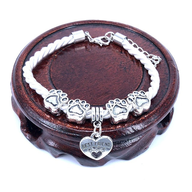 Pet Lover's Best Friend Bracelet