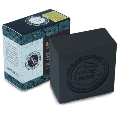 Activated Bamboo Charcoal Essential Oil Soap