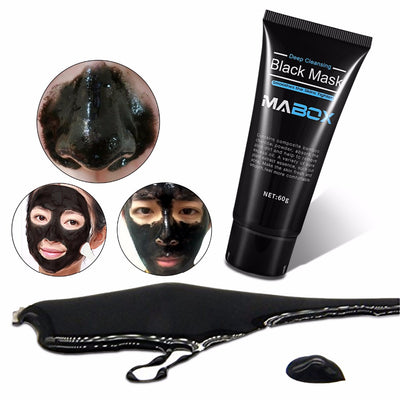 Activated Bamboo Charcoal Purifying Peel-Off Mask