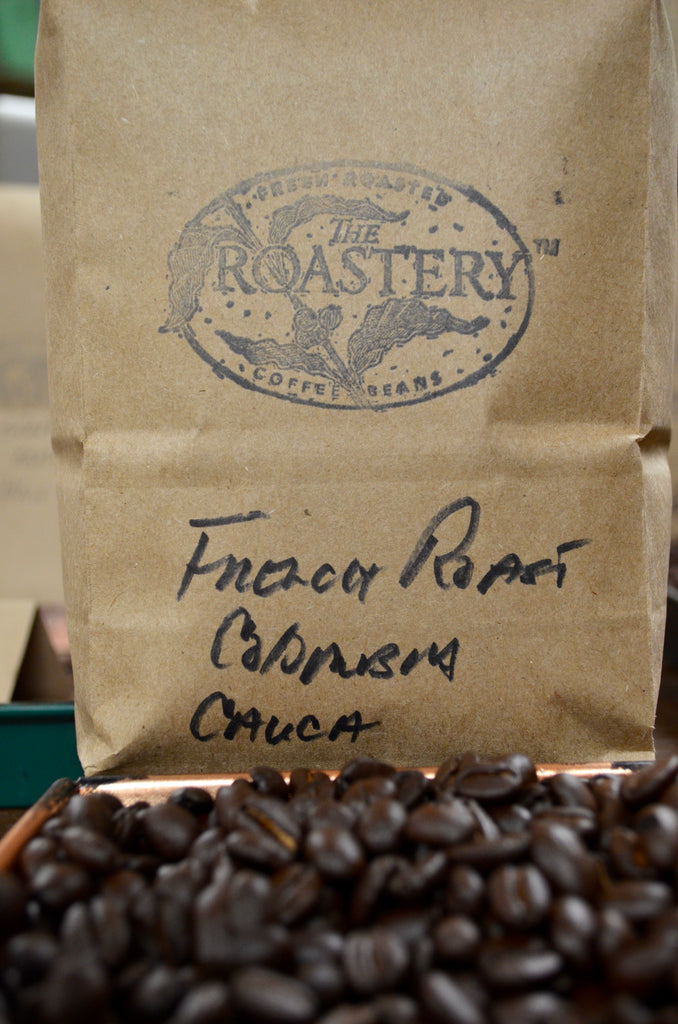 French Roast Colombia Cauca