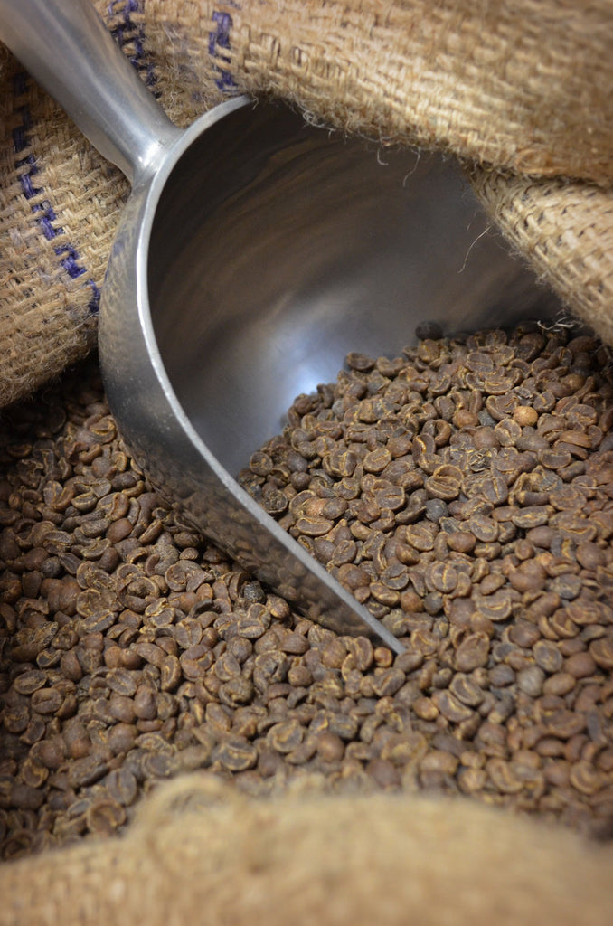 Water Process Brazil Decaf