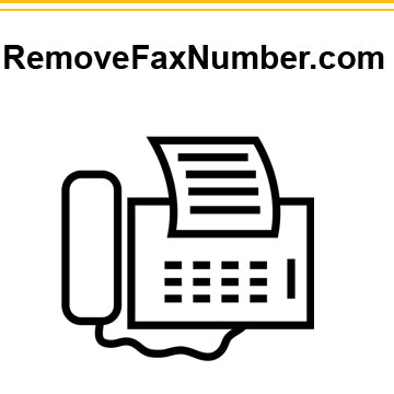 RemoveFaxNumber.com