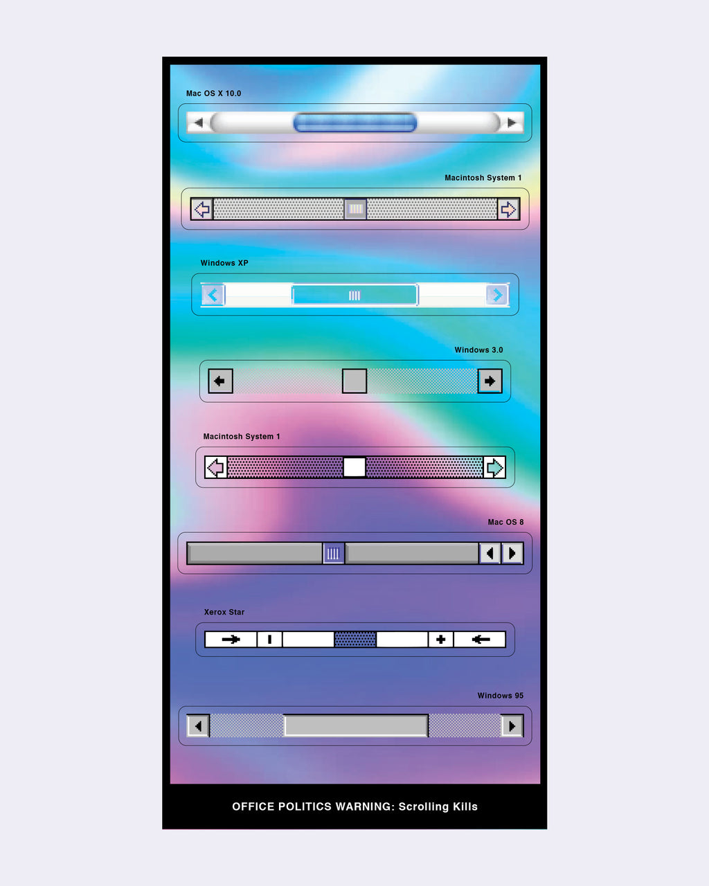 Scrolling Sticker Pack