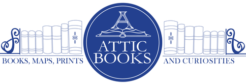 Attic Books | Books, Maps, Prints and Curiosities
