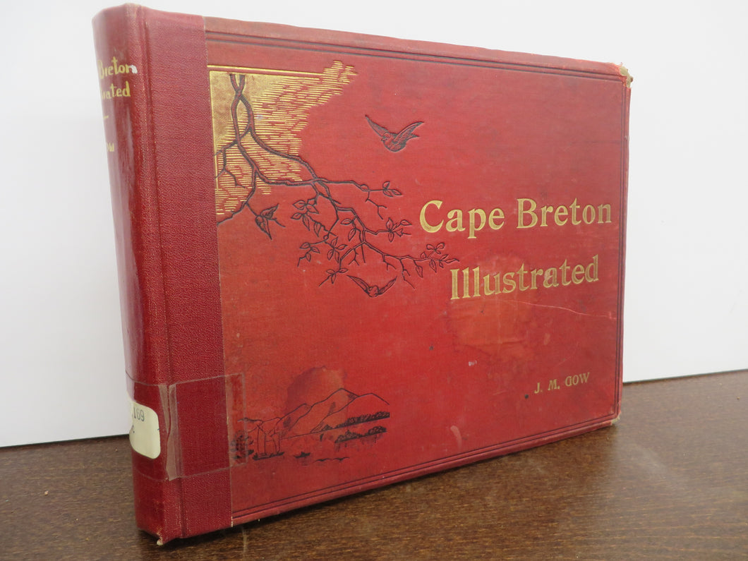 Cape Breton Illustrated: Historic, Picturesque and Descriptive