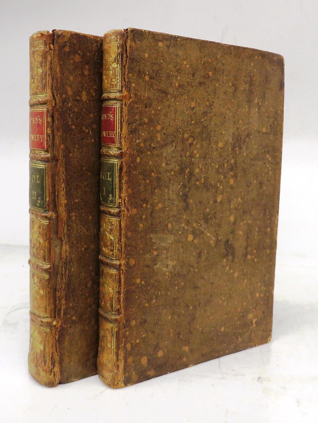 Select Works of Mr. A. Cowley; in Two Volumes: With a Preface and Notes by the Editor
