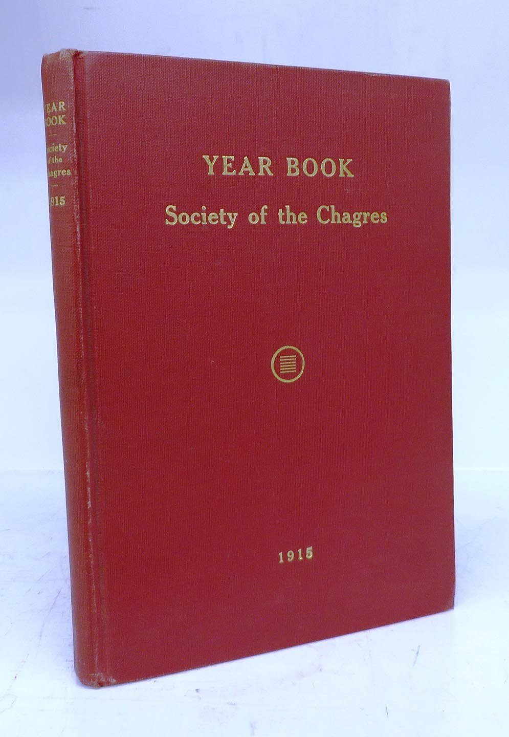 Society of the Chagres Year Book 1915