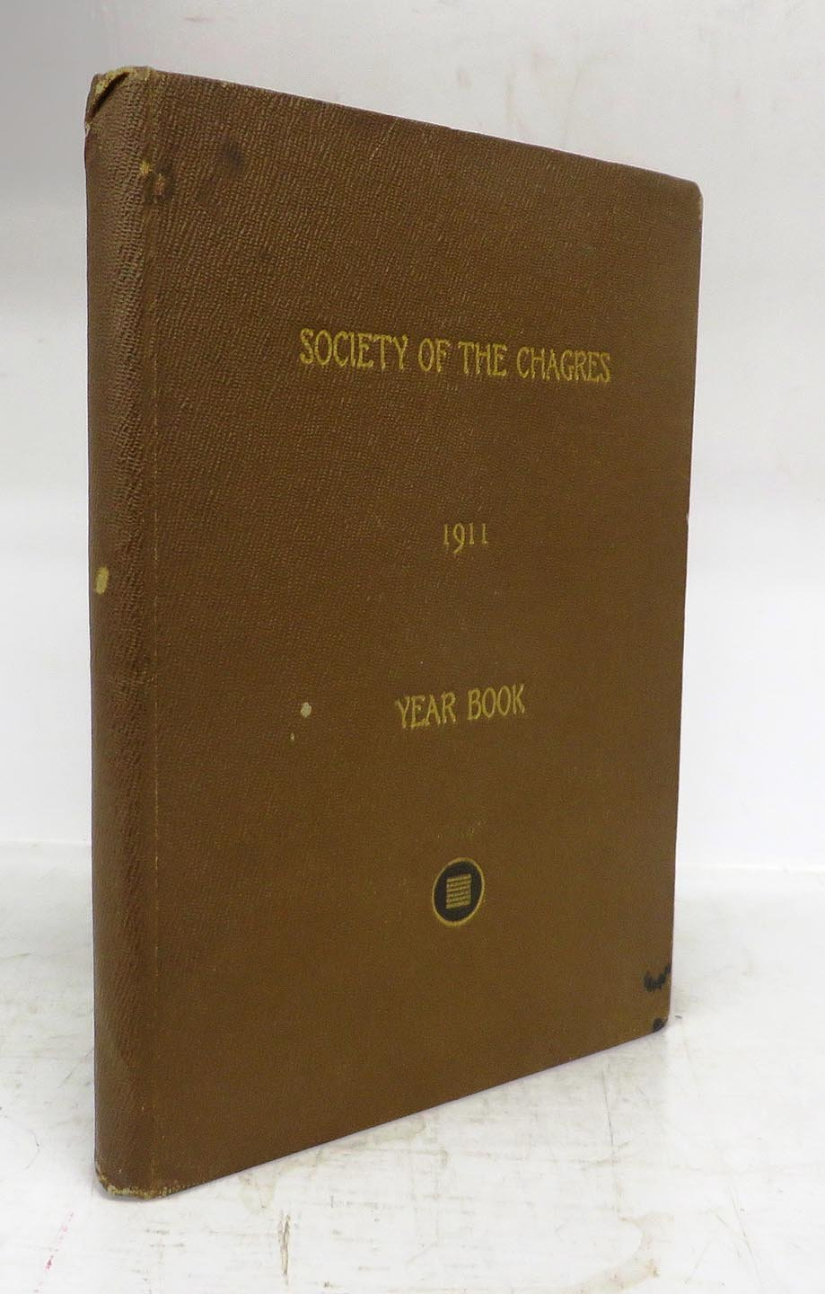 Society of the Chagres Year Book 1911