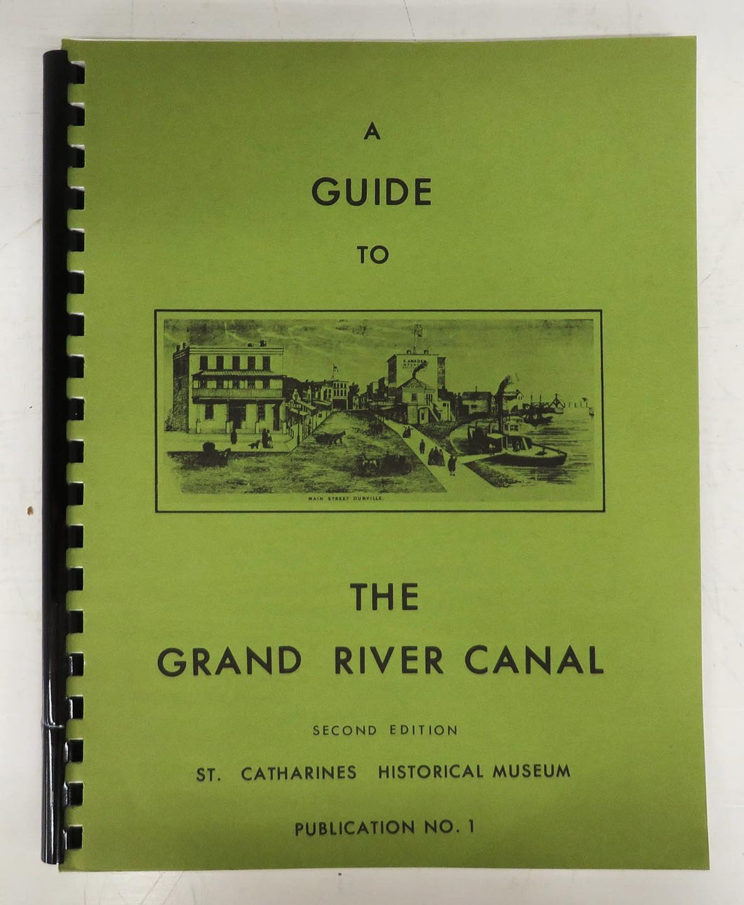 A Guide to The Grand River Canal