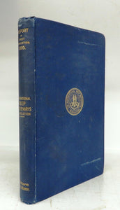 Proceedings of the First Annual Convention of the International Deep Waterways Association Cleveland, September 24, 25, 26 1895