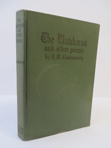 The Watchman and Other Poems