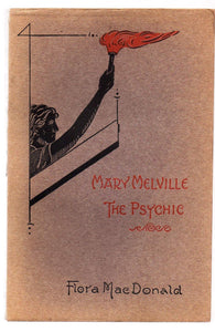 Mary Melville The Psychic