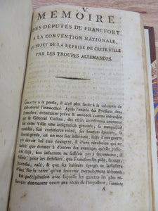 6 documents from Revolutionary France