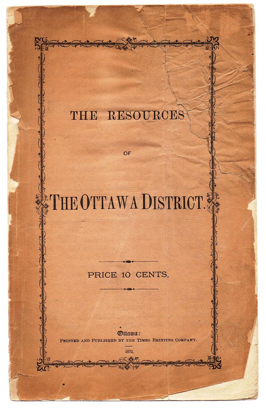 The Resources of the Ottawa District