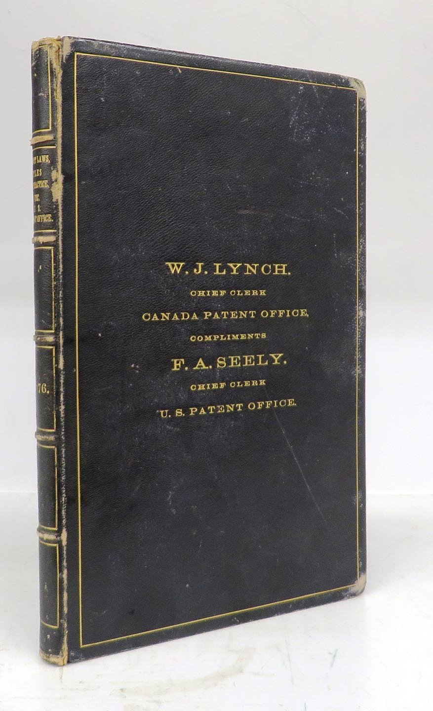 Rules of Practice in the United States Patent Office, Revised June 18, 1897, with Appendix of Amendments up to and Including December 1, 1897