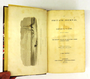 The Private Journal of Captain G. F. Lyon, of H. M. S. Hecla During the Recent Voyage of Discovery Under Captain Parry
