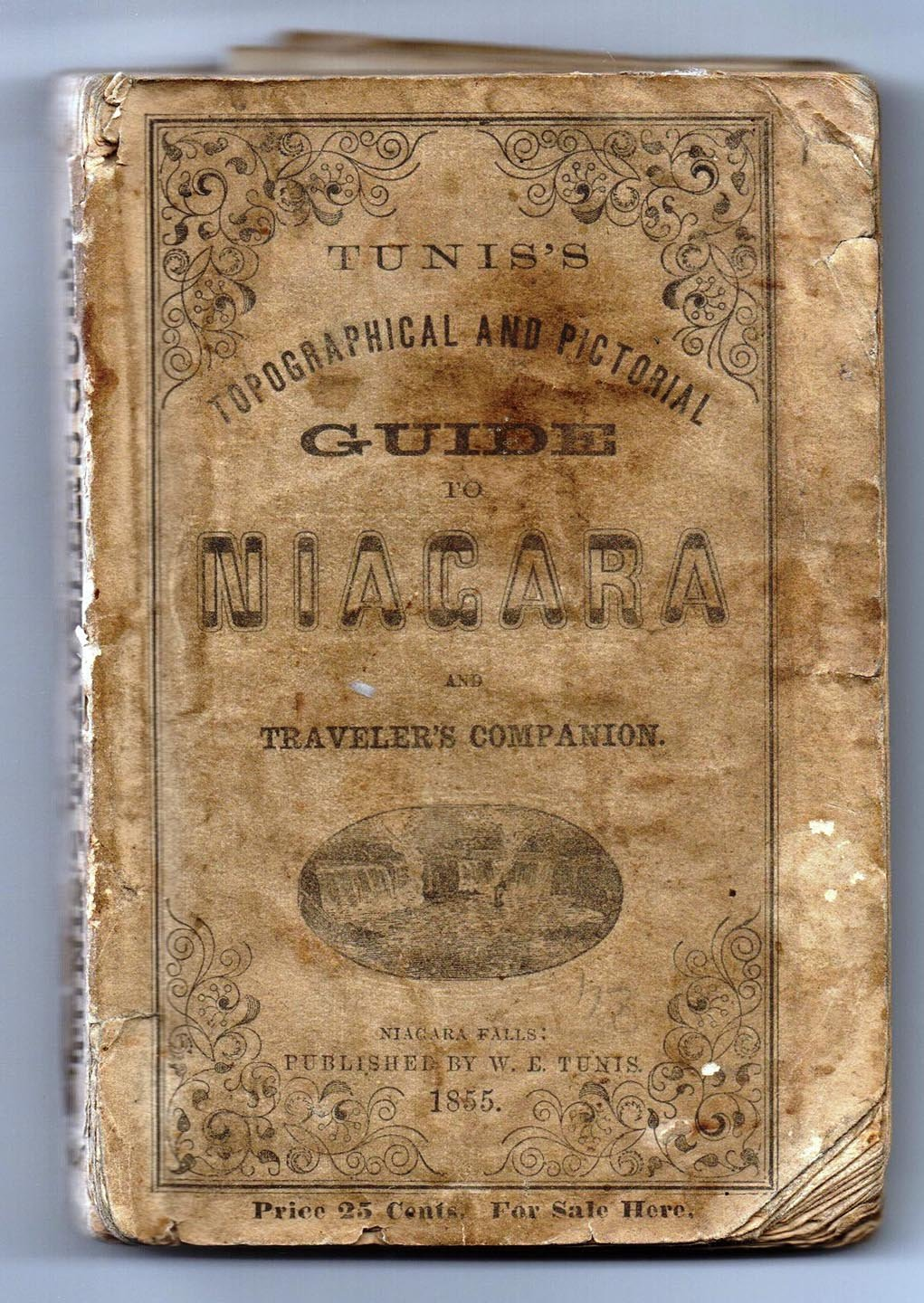 Tunis's Topographical and Pictorial Guide to Niagara