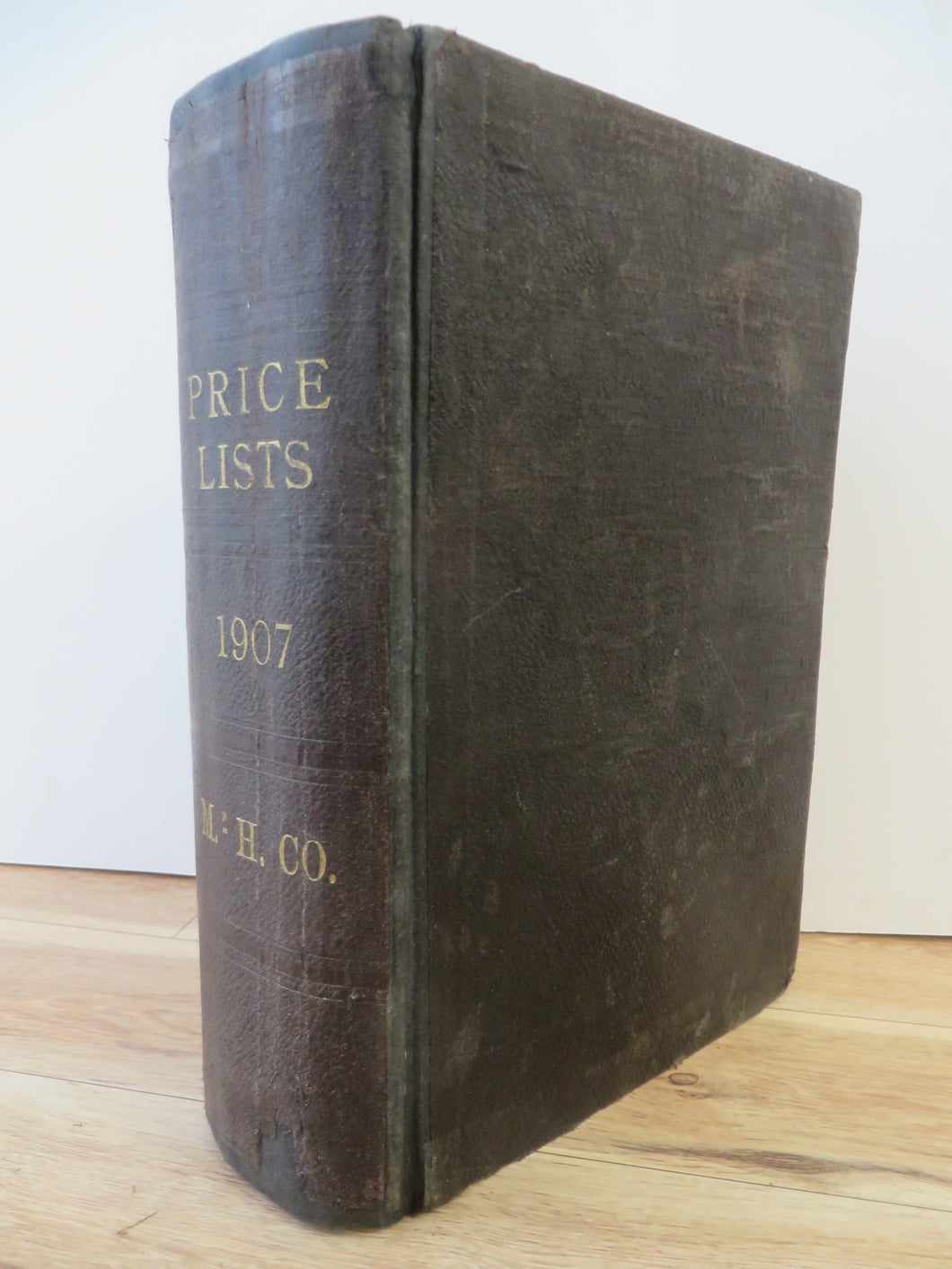 Massey-Harris duplicate part price Lists