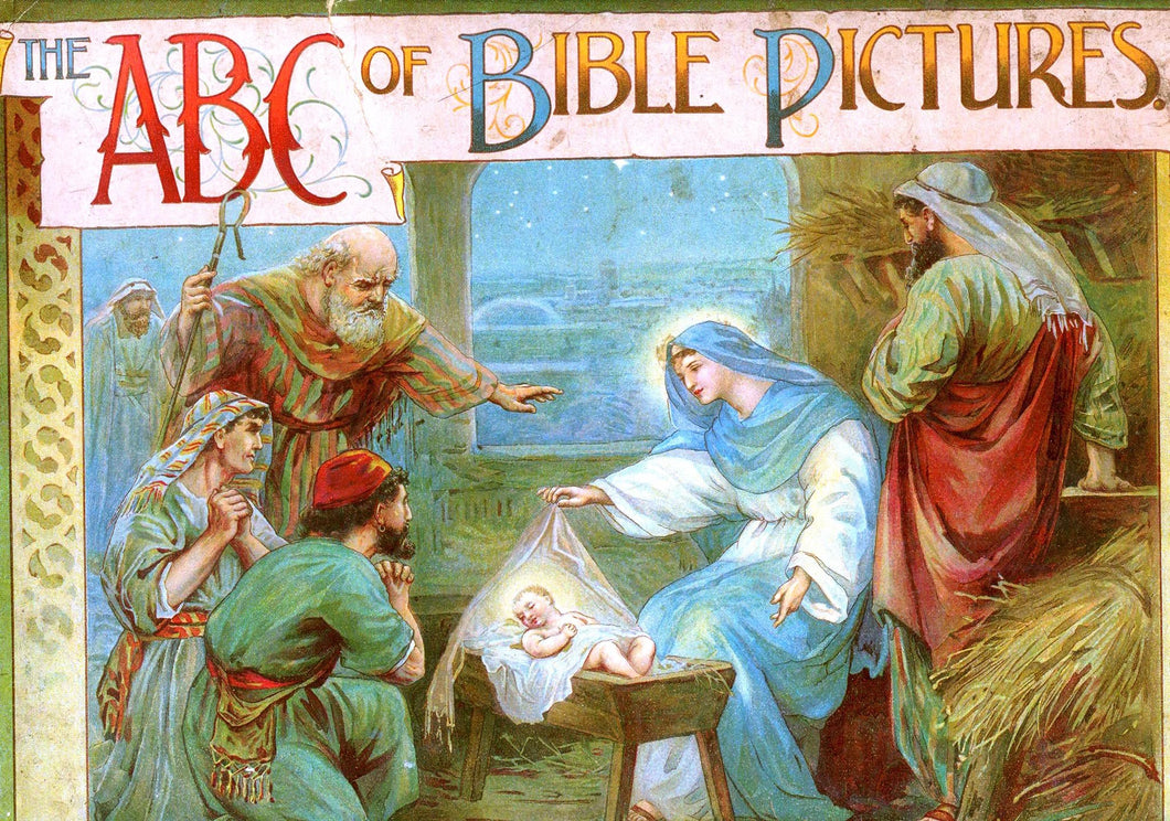 The ABC of Bible Pictures
