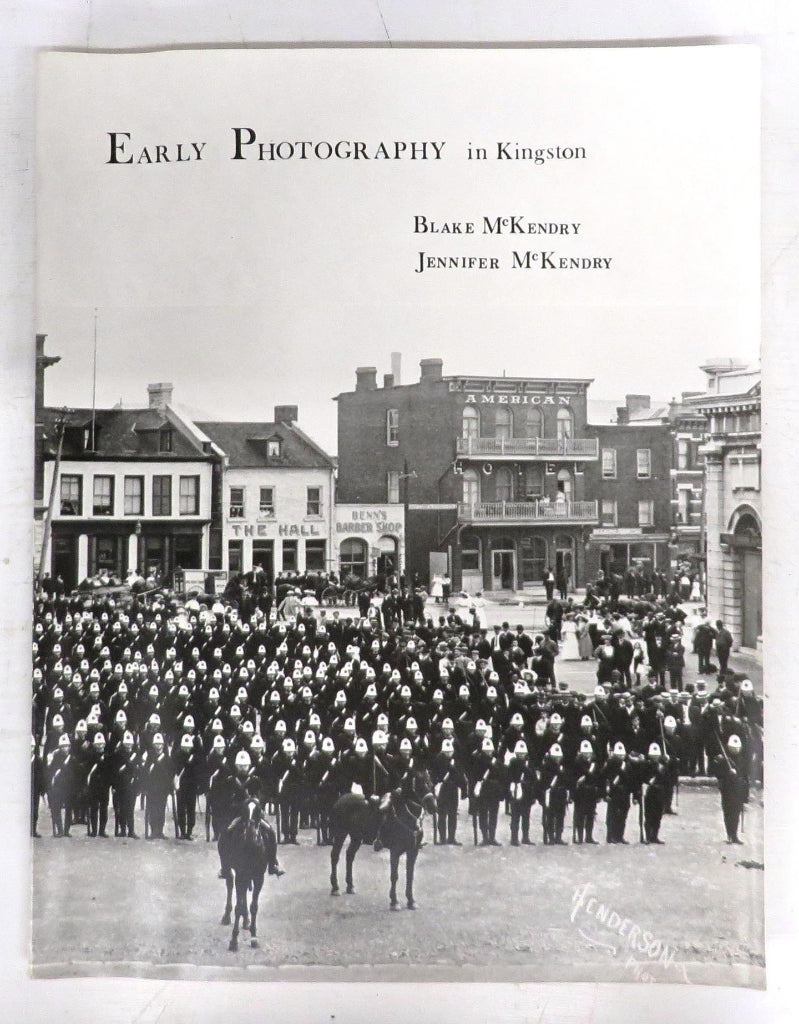 Early Photography in Kingston