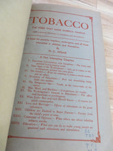 A Collection of Tobacco Pamphlets