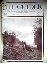 The Guider, January 1929 - December 1937