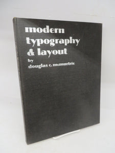 Modern Typography & Layout