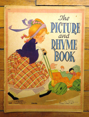The Picture and Rhyme Book