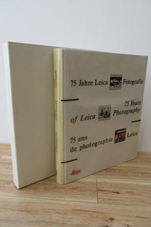 75 Jahre Leica Fotografie = 75 years of Leica photography = 75 ans de photographie Leica