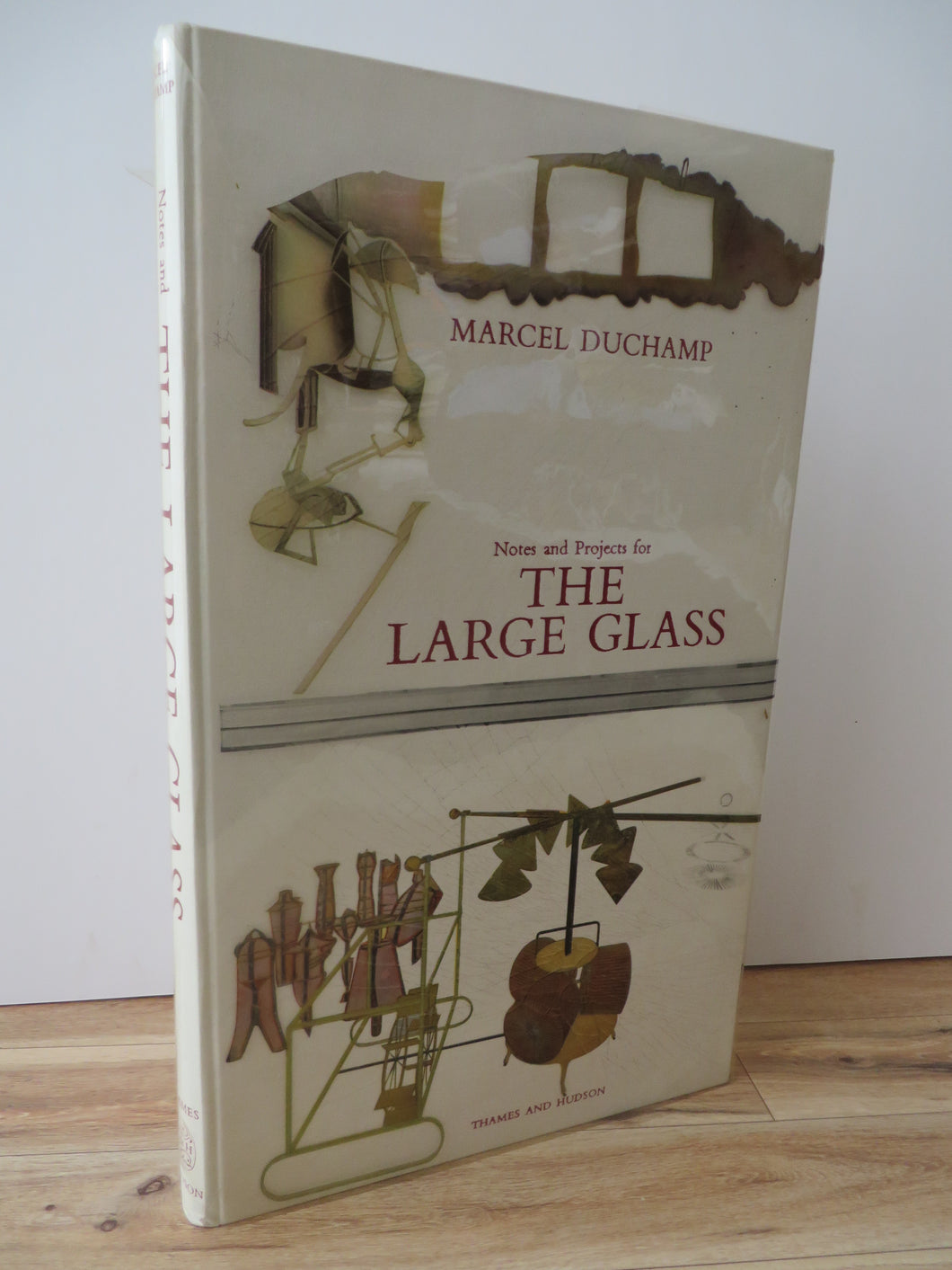 Notes and Projects for the Large Glass