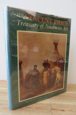 The Vincent Price Treasury of American Art